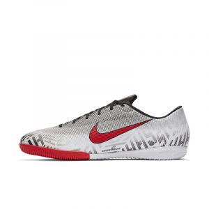 Nike Chaussure de football en salle Mercurial Vapor XII Academy Neymar Jr - Blanc - Taille 44.5 - Unisex