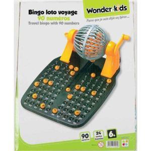 WDK Partner Bingo loto voyage