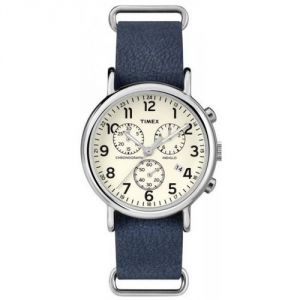 Timex TW2P62100D7 - Montre mixte Weekender