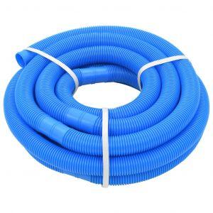 VidaXL Tuyau de piscine Bleu 38 mm 9 m