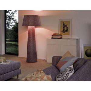 Moree Grande lampe sur pied Alice XL - Blanc - Intérieur