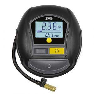 Ring Compresseur d'air digital automatique RTC1000 - 12 V