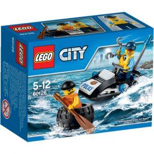 Lego 60126 - City : L'évasion du bandit en pneu