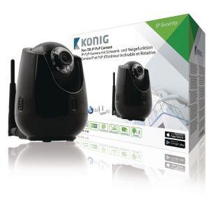 König SAS-IPCAM111 - Caméra de surveillance IP