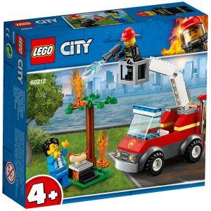 Lego City 60212 - L'extinction du barbecue