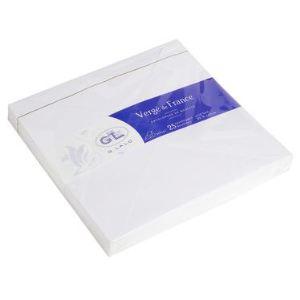 G. Lalo 25 enveloppes Vergé 16,5 x 16,5 cm