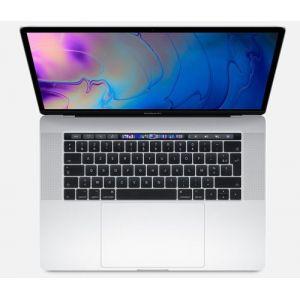 "Apple MacBook Pro 15.4"" Touch Bar 256 Go SSD 16 Go RAM Intel Core i7 hexacoeur à 2,6 GHz Argent"