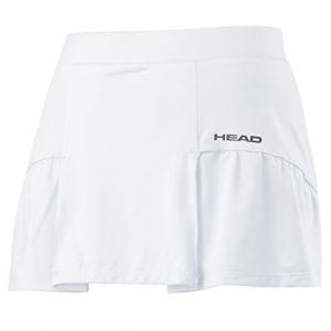 Head Tête pour Femme Club Jupe-Short pour Femme L Blanc