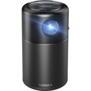 Nebula Anker Capsule DLP IntelliBright Wi-Fi Noir - Vidéoprojecteur sans fil
