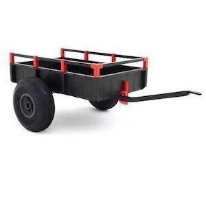Berg Toys Super remorque pour kart à pédales