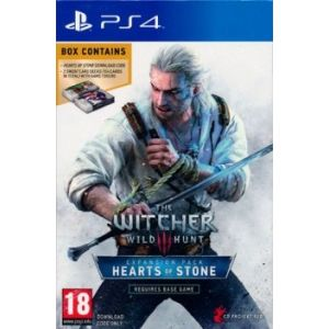 The Witcher 3 : Wild Hunt : Hearts of Stone sur PS4