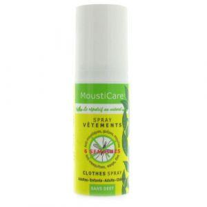 Mousticare Répulsif naturel spray vêtements