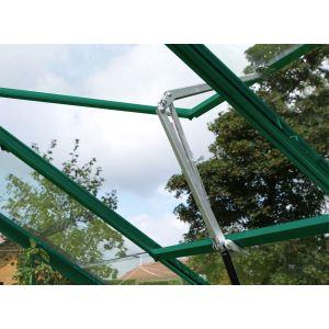 Lams 780453 - Ouverture automatique de lucarne en aluminium anodisé