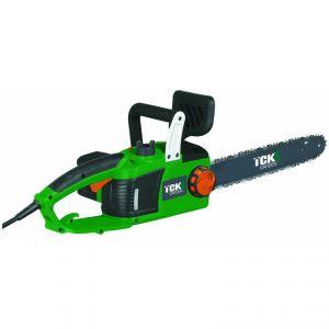 TCK Garden TRE2440 - Tronçonneuse électrique filaire 2400W guide 40 cm