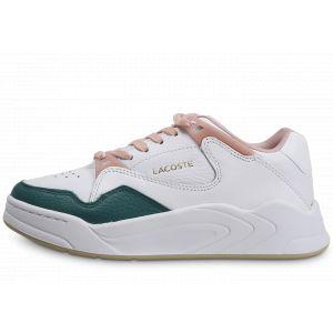 Lacoste Baskets basses Court Slam Blanc