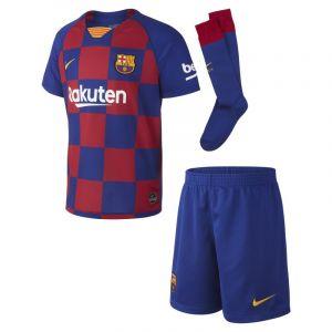 Nike Tenue de football FC Barcelona 2019/20 Home pour Jeune enfant - Bleu - Taille S - Unisex