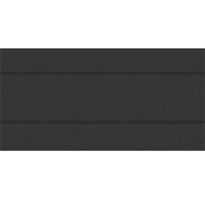 TecTake Bâche à bulles pour Piscine rectangulaire de protection extérieure en Plastique 10 m x 5 m Noir
