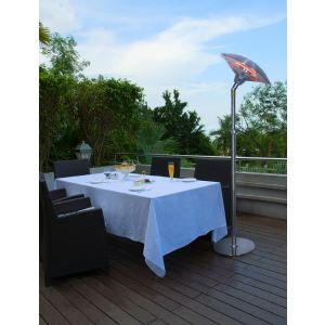 Favex Pise - Parasol chauffant électrique 2,1 kW