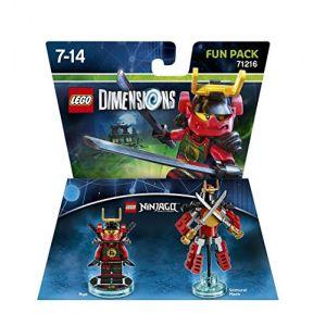 Warner Lego Dimensions Nya figurine Ninjago