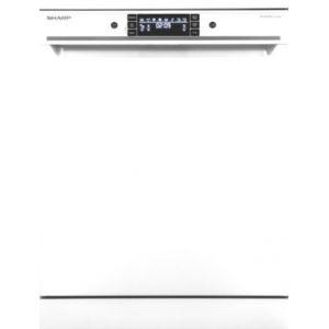Sharp QWGT32F452W - Lave-vaisselle 15 couverts