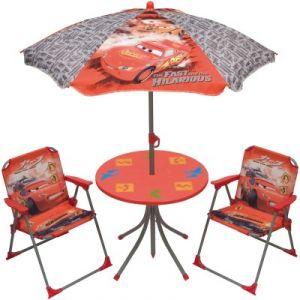Arditex Wd6267 - Ensemble mobilier de jardin Cars