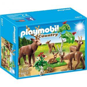 Playmobil 6817 - Famille des cerfs