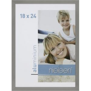 Nielsen design Nielsen C2 Grau Matt 18x24 Aluminum Struktur 63451