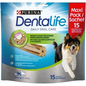 Purina 2x15 Medium Dentalife - Friandises pour Chien