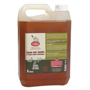 La droguerie écologique Savon noir liquide Huile d'olive bio 5L