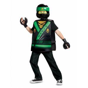 Déguisement Lloyd Ninjago L vert enfant TU