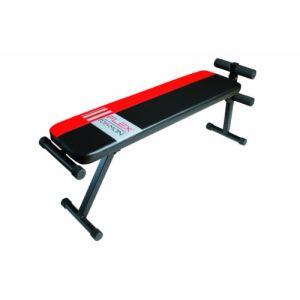 Body One 2 in 1 -  Planche abdo et banc de musculation