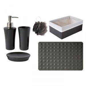 Gelco 3 accessoires pour salle de bain trendy 2 tad avec - Accessoires pour douche ...