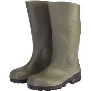 Dunlop Bottes devon safety vert taille 45 : euro protection 9DESA45