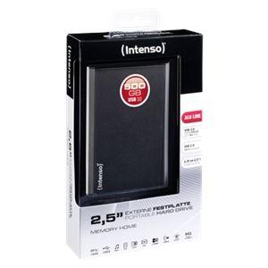 """Intenso Memory Home 500 Go - Disque dur externe 2.5"""" USB 3.0"""