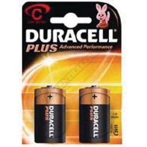 Duracell 2 piles alcalines D LR20 Plus