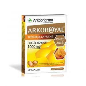 Arkopharma ArkoRoyal Capsule Gelée Royale - 30 capsules
