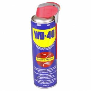 WD-40 41034 500ml Aérosol lubrifiant universel, Huile