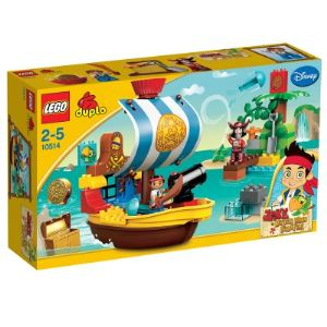 Duplo 10514 - Le vaisseau pirate de Jake