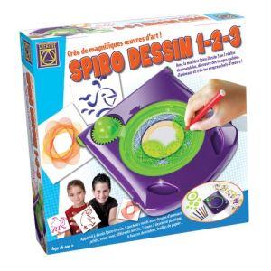 Creative Toys Spiro Dessin 1-2-3