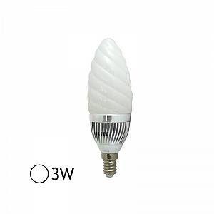 Vision-El Vision EL Ampoule electrique LED E14 3W torsadée 220V