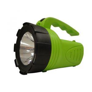 I-WATTS Lampe Torche LED 1W - Lampe torche LED 1W I-Watts - 90 Lumens - 2 positions : lumiere faible (autonomie 9h)/lumiere forte (autonomie 4h) - Peut etre rechargée sur du 220V ou avec une prise allume-cigares