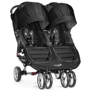 Baby Jogger City Mini Double - Poussette double