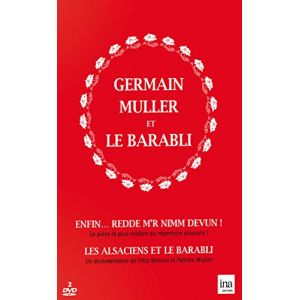 Coffret Germain Muller et le Barabli