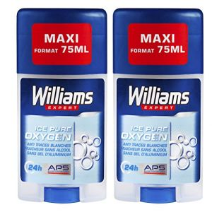 Williams Expert Ice Pure Oxygen - Déodorant homme