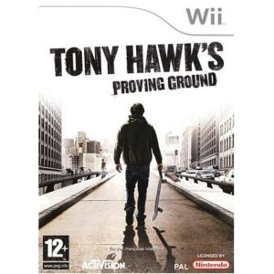 Tony Hawk's Proving Ground [Wii]