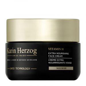 Karin Herzog Vitamin H - Crème extra nourrissante visage