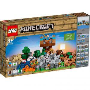 Lego 21135 - Minecraft : La boîte de construction 2.0