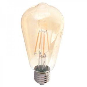 V-TAC VT-1964 ampoule LED E27 4W bulbeux ST64 filament - SKU 4361 SKU-4361