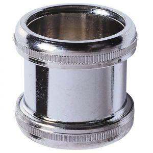 Wirquin Manchon de raccordement SL9291S - Laiton - Pour tube Ø 32 mm