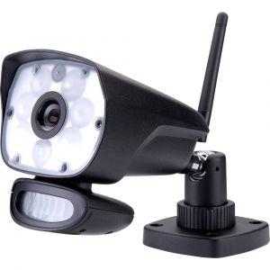Switel CAIP6000 Caméra supplémentaire pour Le système de Surveillance HSIP6000, Noir